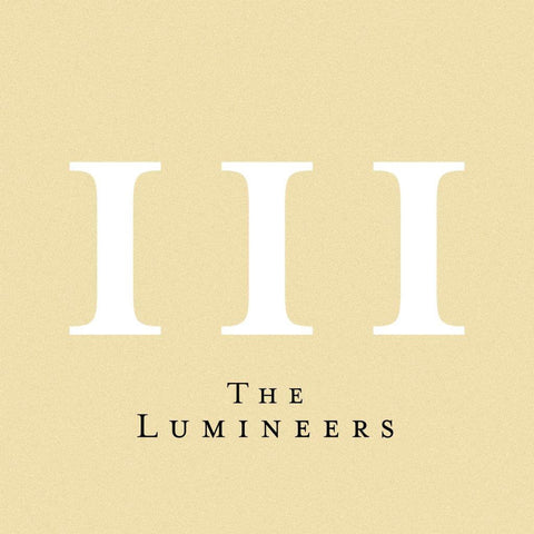 Lumineers III Sister Ray