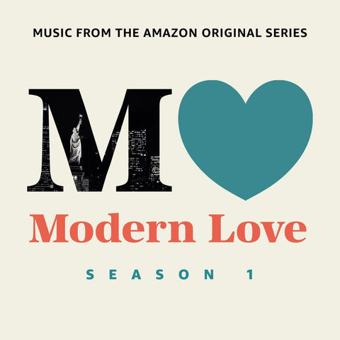 Various Artists Modern Love: Season 1 OST LP 00602508413513