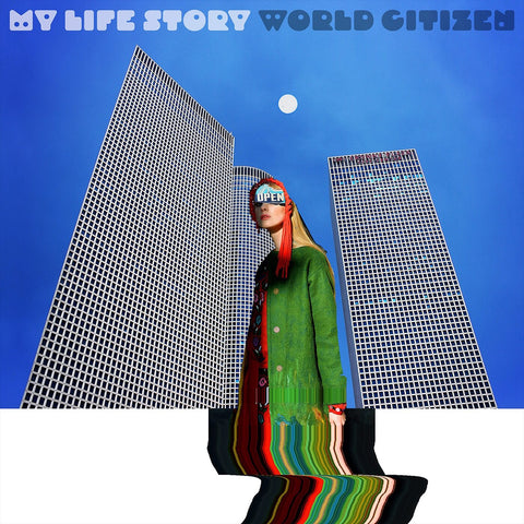 MY LIFE STORY WORLD CITIZEN Sister Ray