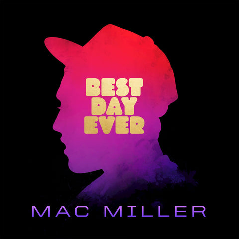 Mac Miller Best Day Ever 0881034122827 Worldwide Shipping