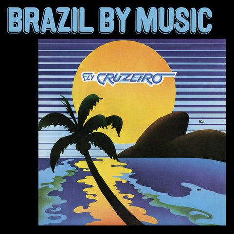 Marcos Valle & Azymuth Fly Cruzeiro Limited LP 676753887313
