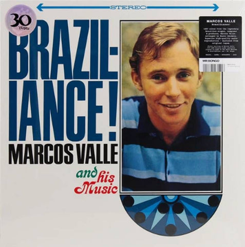 Marcos Valle Braziliance! 7119691261416 Worldwide Shipping