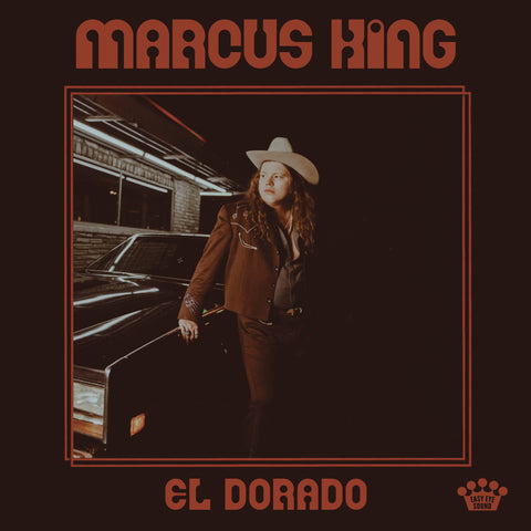 Marcus King El Dorado 0888072118317 Worldwide Shipping