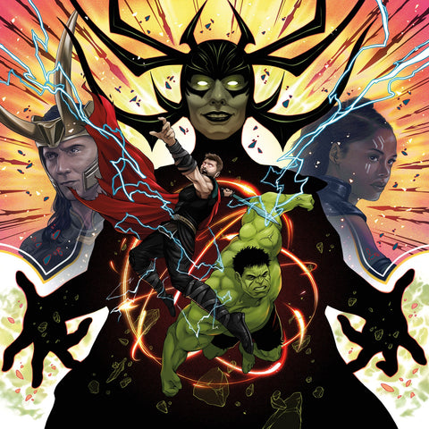 Mark Mothersbaugh Thor: Ragnarok OST Limited 2LP