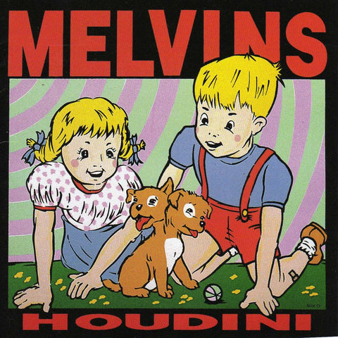 Melvins Houdini Sister Ray