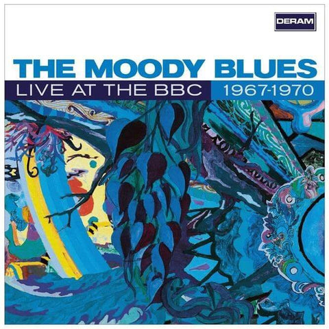 Moody Blues Live At The BBC Sister Ray