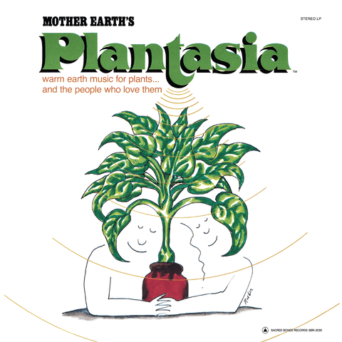 Mort Garson Mother Earth Plantasia Sister Ray