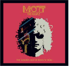 Mott The Hoople The Golden Age Of Rock 'N' Roll 2LP
