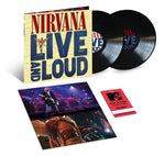 Nirvana Live And Loud PS Sister Ray