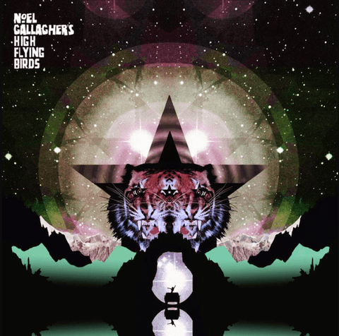 Noel Gallagher's High Flying Birds Black Star Dancing EP Sister Ray