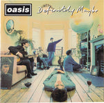 Oasis Definitely Maybe Sister Ray