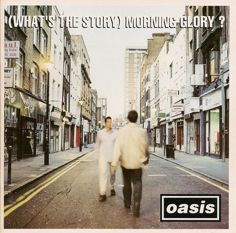 Oasis Whats The Story Morning Glory Sister Ray