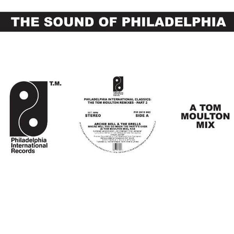 PHILADELPHIA INTERNATIONAL CLASSICS THE TOM MOULTON REMIXES PART 2 Sister Ray