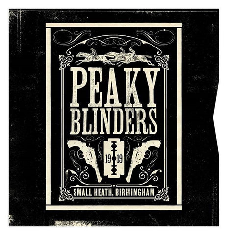 Peaky Blinders OST Series 1-5