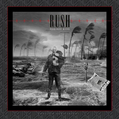 Rush Permanent Waves 0602508607257 Worldwide Shipping