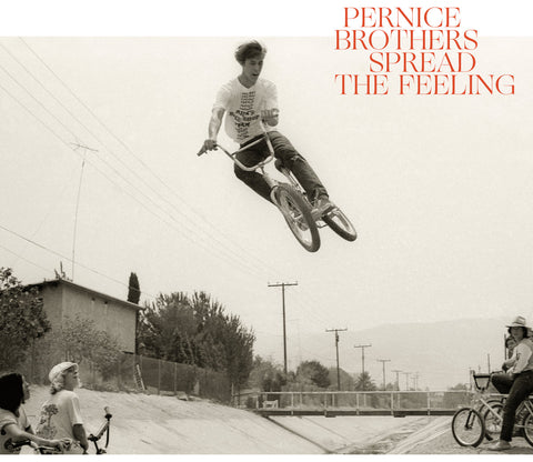Pernice Brothers Spread The Feeling CD 0634457001381