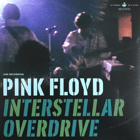 Pink Floyd Interstellar Overdrive Sister Ray