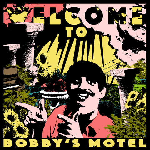 Pottery Welcome To Bobby's Motel 0720841218036 Worldwide
