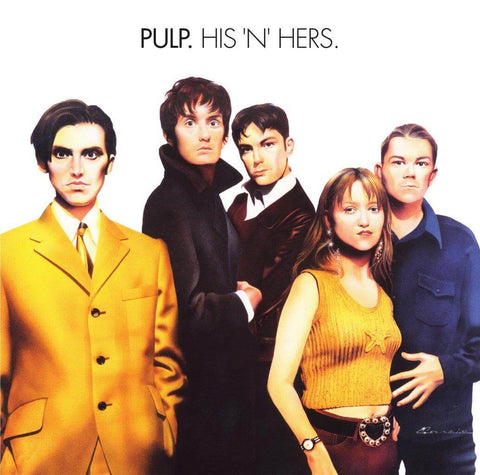 Pulp His 'N' Hers Sister Ray