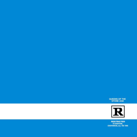 Queens Of The Stone Age Rated R LP 602508108556 Worldwide