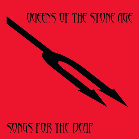 Queens Of The Stone Age Songs For The Deaf 2LP 602508108587