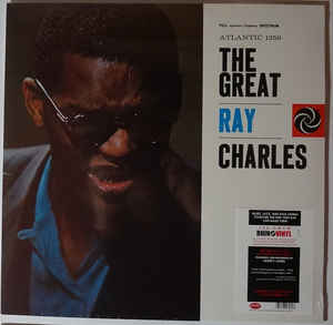 Ray Charles The Great Ray Charles LP 081227980627 Worldwide