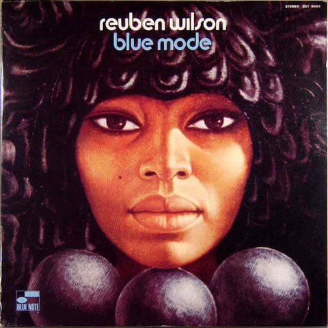 Reuben Wilson Blue Mode Sister Ray
