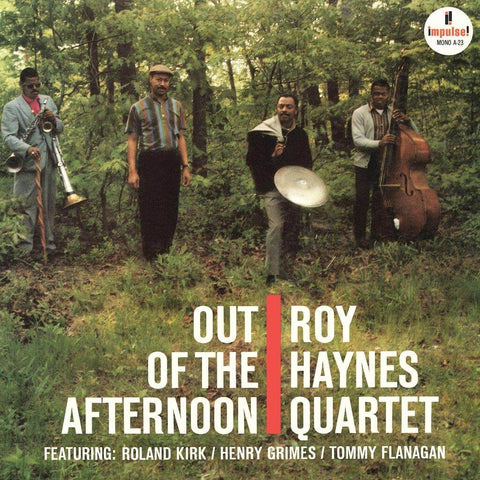 Roy Haynes Quartet Out Of The Afternoon Sister Ray