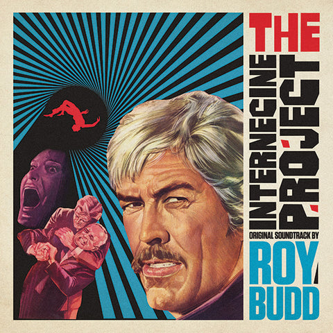 Roy Budd The Internecine Project OST Limited LP 666017333717