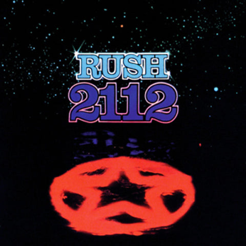 Rush 2112 Limited LP 602567414339 Worldwide Shipping