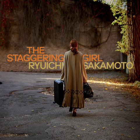 Ryuichi Sakamoto The Staggering Girl OST LP 194397281613