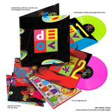 SMOOTH NOODLE MAPS (DELUXE) (BRAIN DRAIN - 1 LP NEON PINK, 1 LP NEON GREEN) Sister Ray