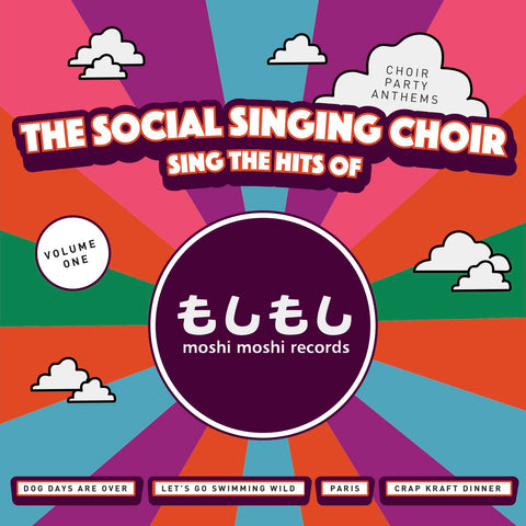 The Social Singing Choir Sings The Hits of Moshi Moshi