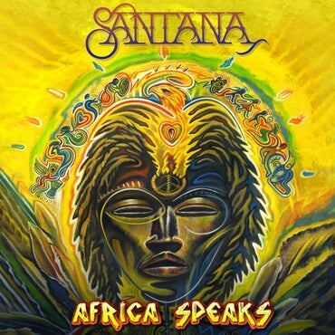 Santana Africa Speaks Sister Ray