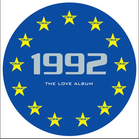 1992: The Love Album (RSD Aug 29th)