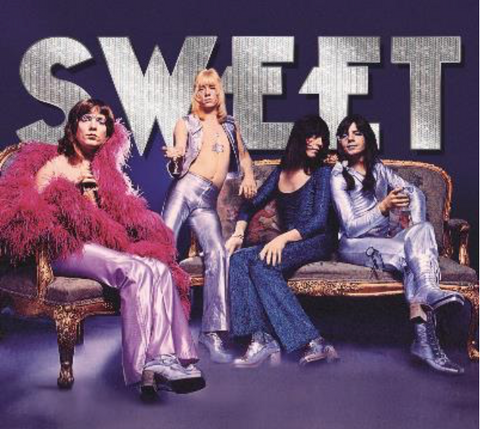Sweet – The Ultimate Collection