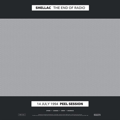 Shellac The End Of Radio Sister Ray