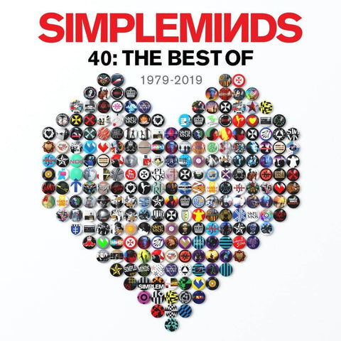 Simple Minds 40 The Best Of 1979-2019 Sister Ray