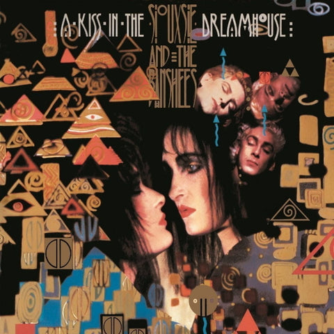 Siouxsie & The Banshees A Kiss in The Dreamhouse LP