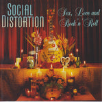 Social Distortion Sex Love and Rock 'n' Roll LP