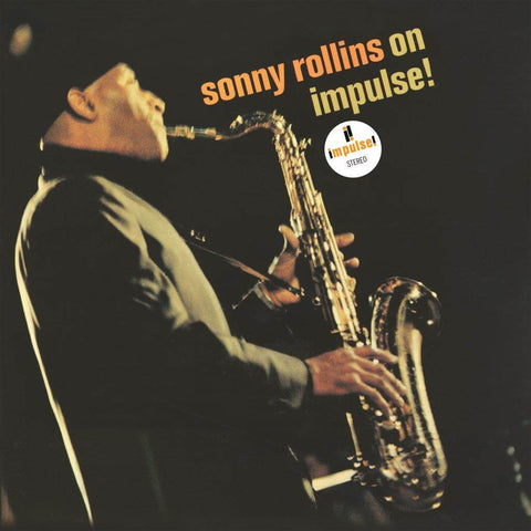 Sonny Rollins On Impulse! Sister Ray