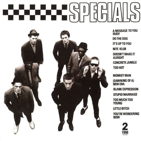Specials Sister Ray