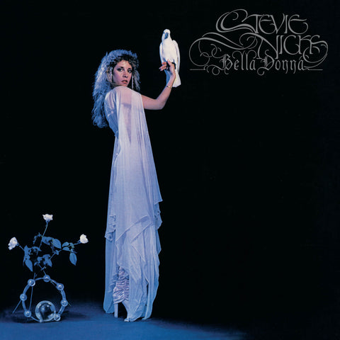 Stevie Nicks Bella Donna Limited LP 603497848980 Worldwide