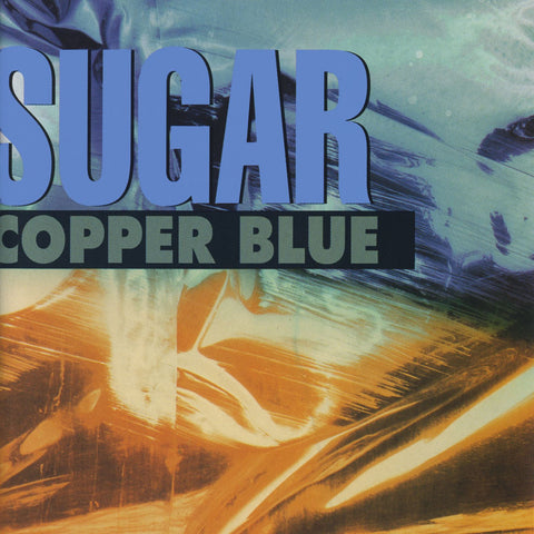 Sugar Copper Blue LP 5014797902145 Worldwide Shipping