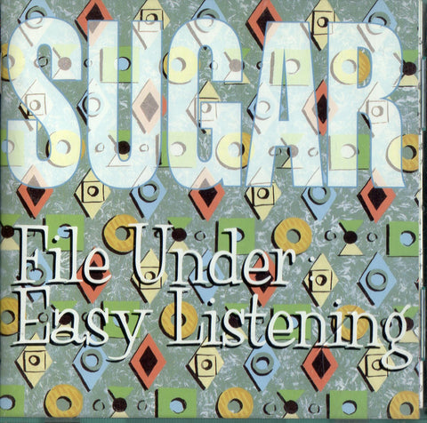 Sugar File Under Easy Listening LP 5014797902169 Worldwide