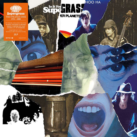 Supergrass The Strange Ones 4050538461770 Worldwide Shipping