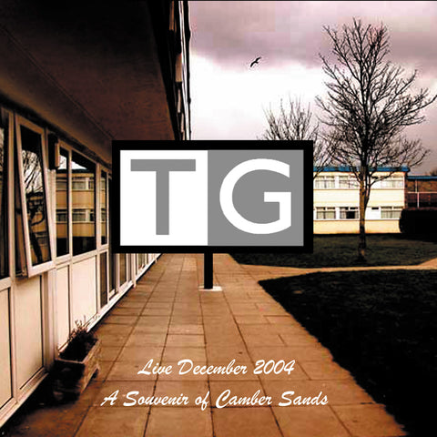 Throbbing Gristle A Souvenir Of Camber Sands 5400863017903