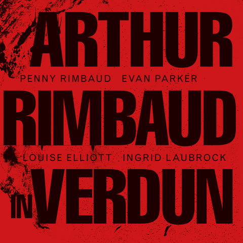 Arthur Rimbaud In Verdun