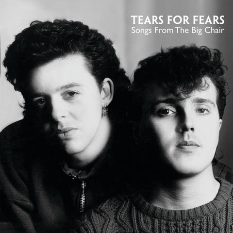 Tears For Fears Songs From The Big Chair 602508579547