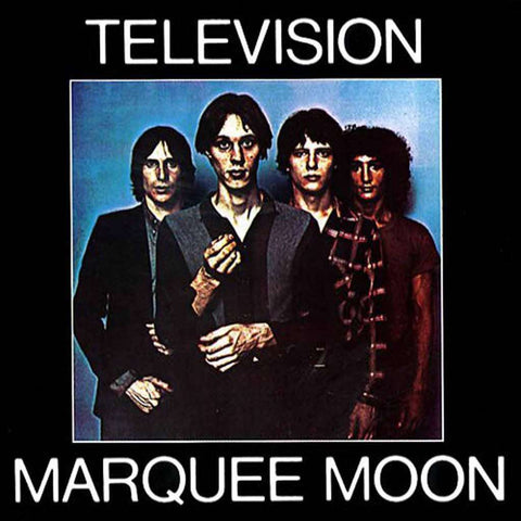 Television Marquee Moon LP 081227971588 Worldwide Shipping
